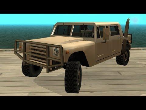 GTA San Andreas - Patriot - YouTube