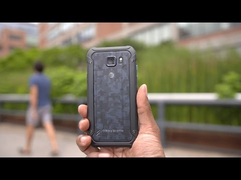 Galaxy S6 Active + Cool New Tech!