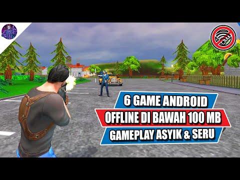 6 Game Android Offline Terbaik Di Bawah 100 MB Gameplay Asyik & Seru