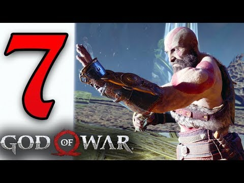LA LUCE DI ALFHEIM - GOD OF WAR [Walkthrough Gameplay ITA HD - PARTE 7]