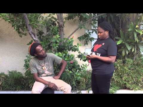 JESSE ROYAL interview with Warrior Sistren of BLAK IWA TV