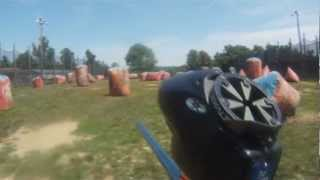GoPro Splatter Park SpeedBall 7/22/12