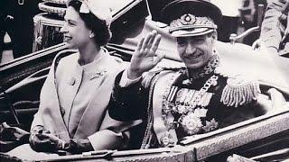 Shah of Iran state visit to the UK 1959