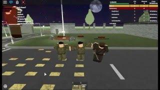 Roblox 'BA' L'armée britannique s'amuse. EP.1