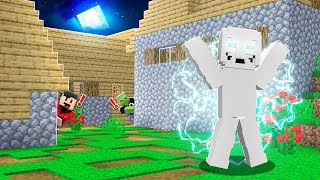 We FOUND The WHITE ENTITY in Minecraft?! (Realms SMP - Episode 14)