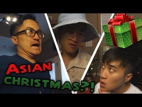 Asian Christmas: GRANDPARENTS EDITION