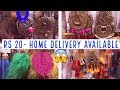 20 की ख़रीदे 250 की बेचे | Online Business ideas ! Earrings, Necklace  JEWELLERY WHOLESALE MARKET |