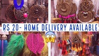 20 की ख़रीदे 250 की बेचे   Online Business ideas ! Earrings, Necklace  JEWELLERY WHOLESALE MARKET  