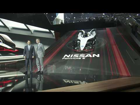 Join Nissan live at the 2018 Geneva International Motor Show: March 6, 8:45am CET