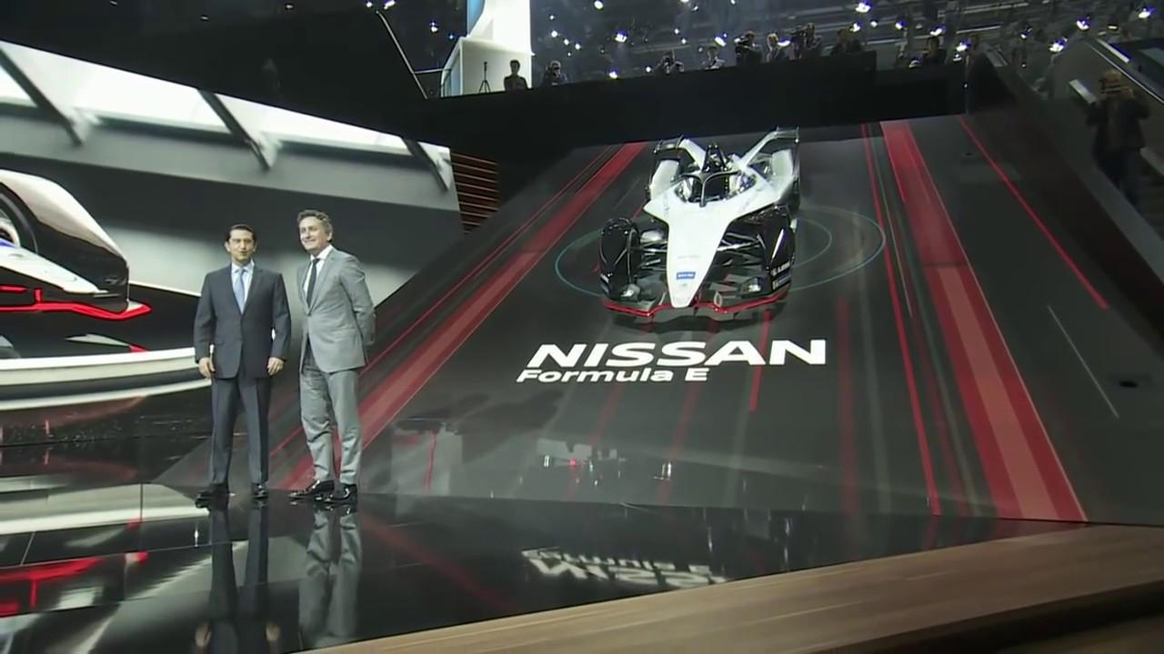 Geneva Motor Show 2018 >> Nissan At The 2018 Geneva International Motor Show Press Conference