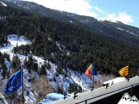 Vacances au ski à Soldeu, station de ski d'Andorre