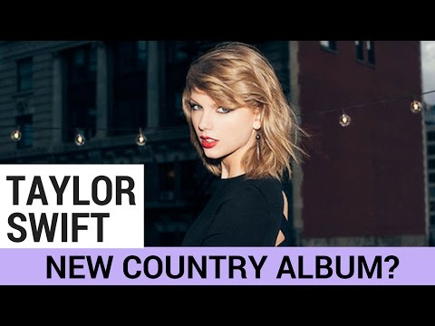 Is Taylor Swift Returning To Country Music? | Hollywire