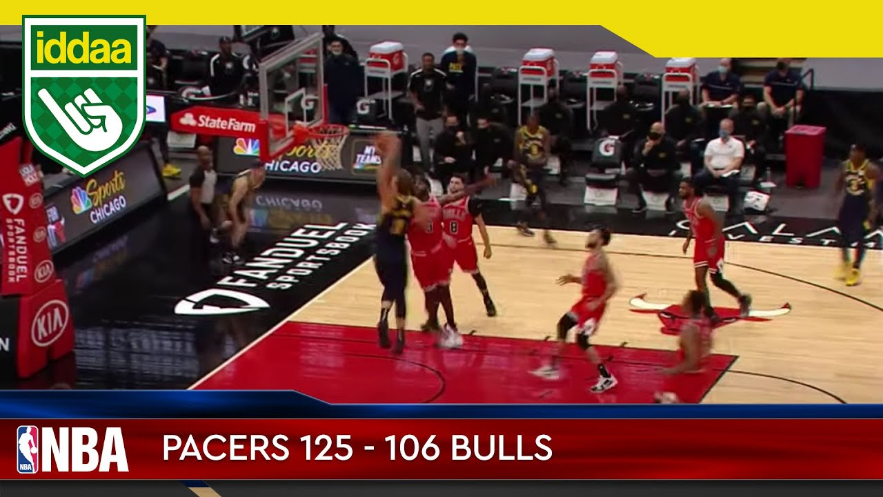 Indiana Pacers – Chicago Bulls Maç Özeti