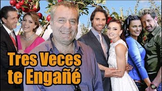 Boyer, Baeva y Rivera le Pusieron los Cuernos a Productor de Televisa