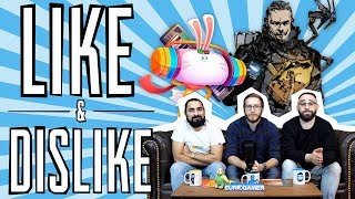LIKE & DISLIKE: Death Stranding, Overwatch 2, Monomals...