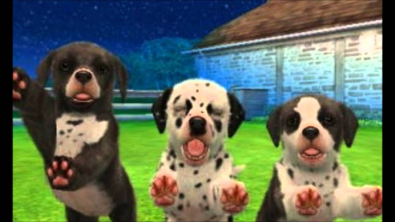 How To Get A Free Dog On Nintendogs