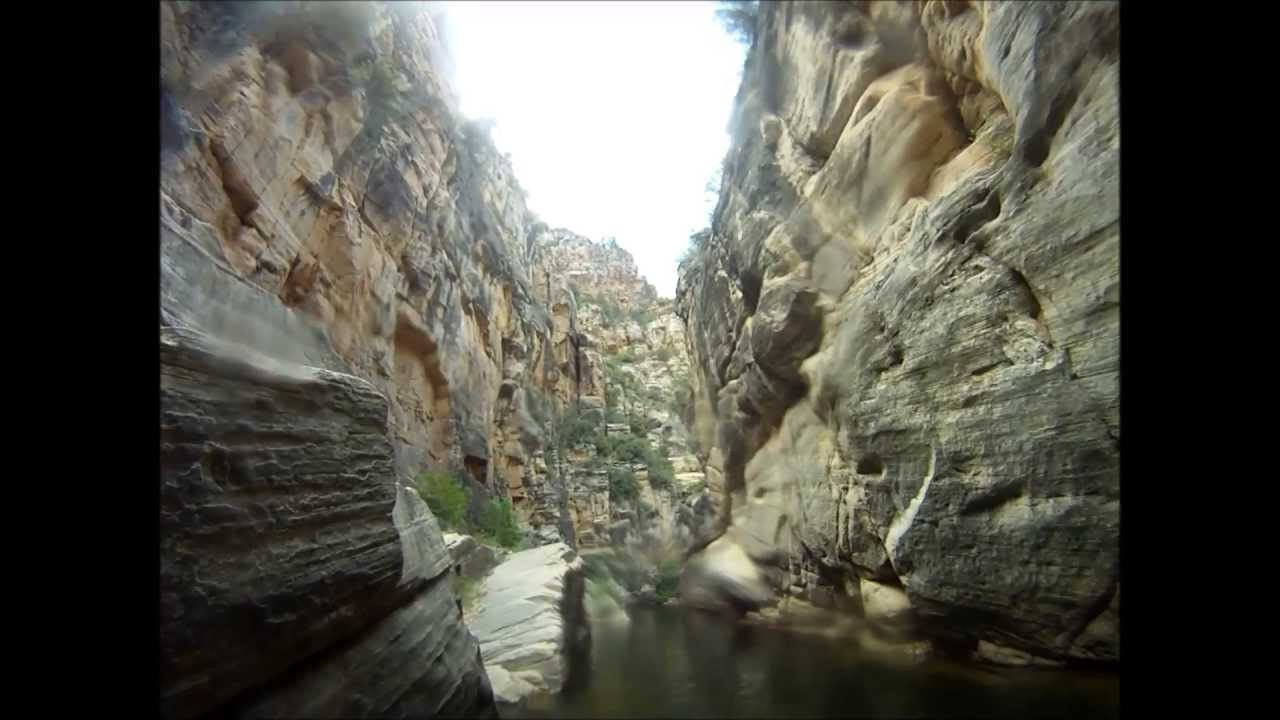how to get to hanging gardens west clear creek