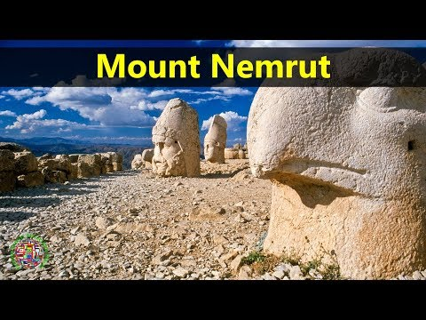 Best Tourist Attractions Places To Travel In Turkey | Mount Nemrut Destination Spot