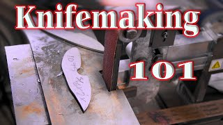 Knifemaking - 101 Shape & Design
