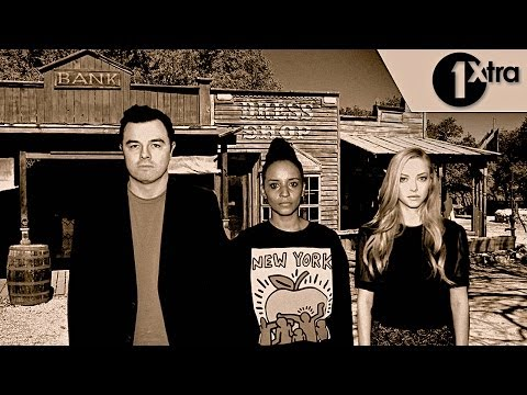 Seth MacFarlane & Amanda Seyfried - Who the bleep am I? - A Million Ways to Die in the West