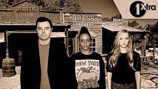 Seth MacFarlane & Amanda Seyfried - Who the bleep am I? - A Million Ways to Die in the West