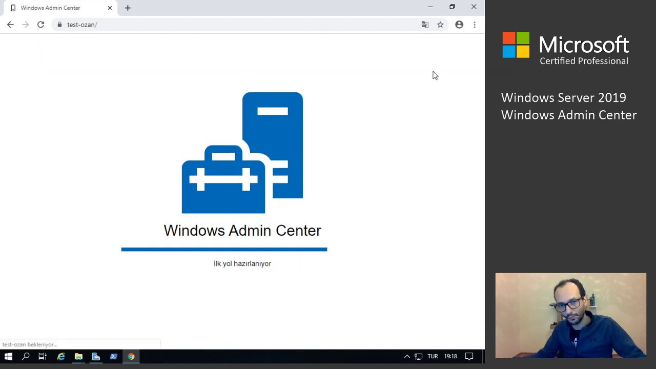 Windows Server 2019: Windows Admin Center 1910