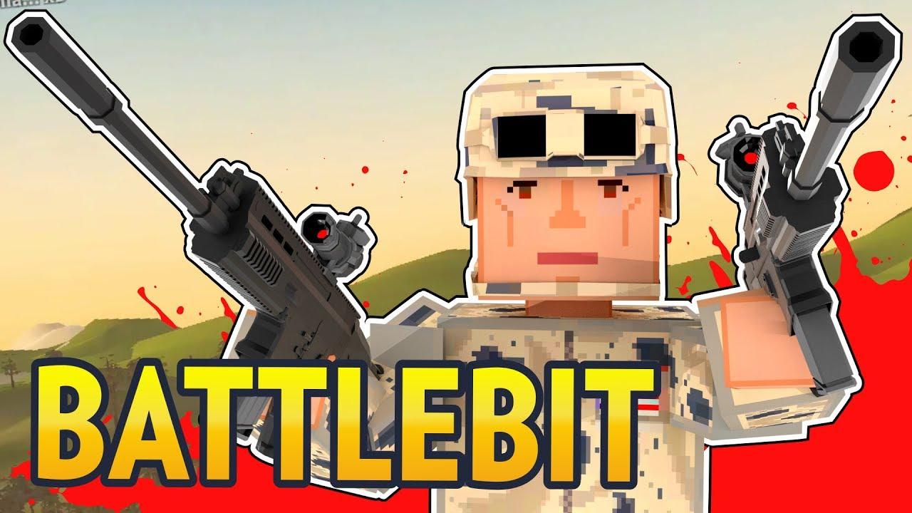 Battlebit Discord steam community :: video :: battlebit: the sniper that never