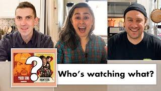Every Show the Test Kitchen is Watching | Test Kitchen Talks @ Home | Bon Appétit