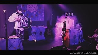 Death In June - 2\3 - Come Before Christ And Murder Love\Leper Lord - Live@Tykva, Kiev [17.05.2015]