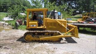 1980 caterpillar d5b dozer for sale   sold at auction august 28 2014