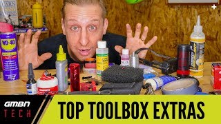 The Best MTB Toolbox Extras | Doddy's Personal Tools And Tips