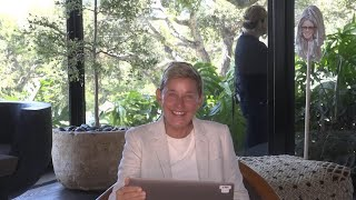 The Surprising Things Ellen Has Googled in Quarantine
