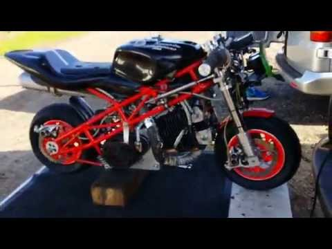 ahnendorp tuning minibike youtube. Black Bedroom Furniture Sets. Home Design Ideas