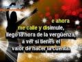 Pablo Alboran ft Alejandro Sanz - Boca de hule  KARAOKE OFICIAL
