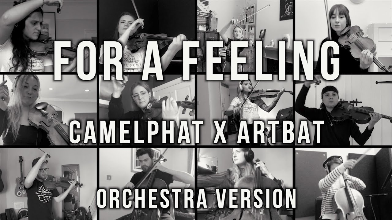 Camelphat x ARTBAT x Kaleidoscope Orchestra - For A Feeling ft. Rhodes