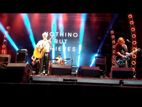 Nothing But Thieves Atlas Weekend p.2 (29.06.2017)