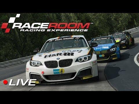 RaceRoom RRVLN Nordschleife Endurance race with Georg Ortner   LIVE