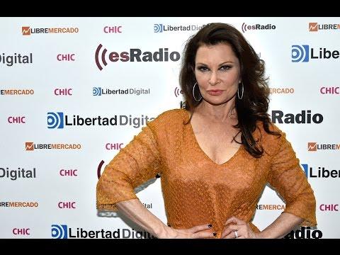 Entrevista a Jane Badler por la película  'De chica en chica'