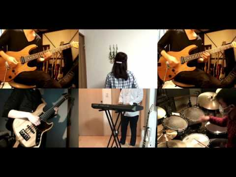 [HD]Shuumatsu Nani Shitemasu ka? ... OP [DEAREST DROP] Band cover