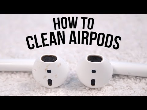 How To Clean AirPods - Remove Wax & Improve Sound Quality!