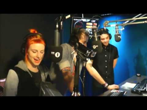 "Paramore - BBC Radio 1 ""Now"" Premiere (Full)"
