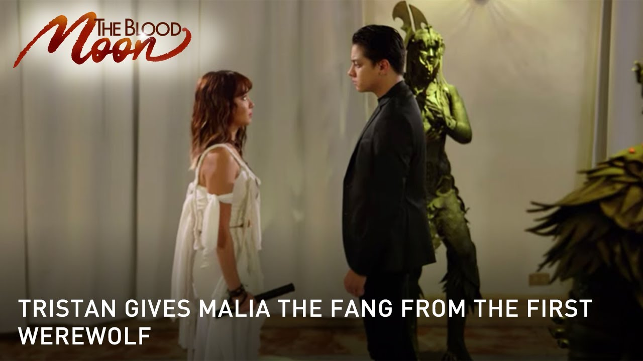 Download The Blood Moon   EP 93   Tristan gives Malia the fang from the first werewolf   StarTimes (Oct 18)
