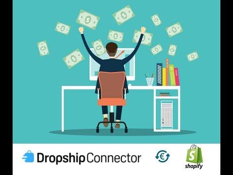 Hướng dẫn ứng dụng Dropship Connector - Dropshipping tự động thumbnail