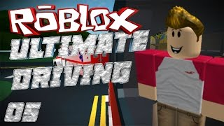 ROBLOX: Ultimate Driving Ep: 05 - Westover Patrol!