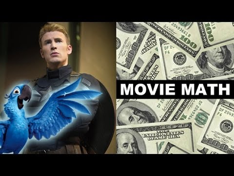 Box Office for Rio 2, Captain America 2 The Winter Soldier, Oculus