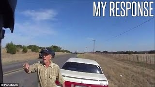 Driver Gets 15 YEARS In PRISON - Road Rage