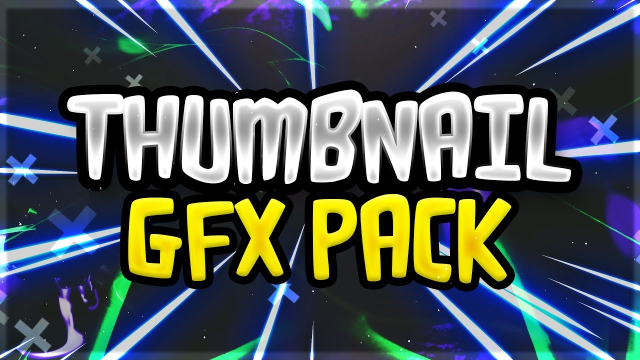 Make Awesome Thumbnails Thumbnail Pack Free Gfx Photo 2017