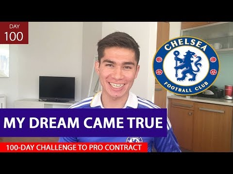 A dream come true | Day 100