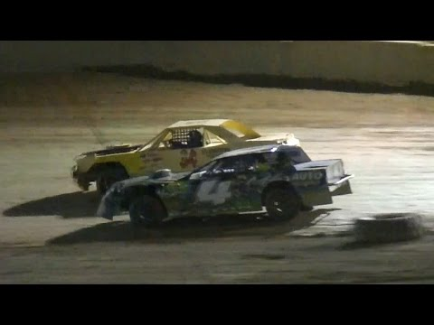 Pure Stock Powder Puff Race | Old Bradford Speedway | 9-11-16