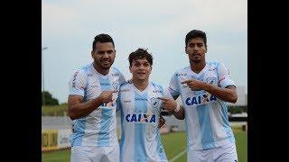 Melhores Momentos - Londrina 2x0 Paysandu